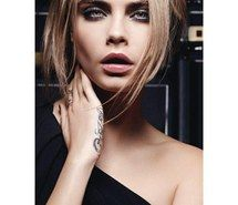 Inspiring image cara delevingne, fashion, hair, love, makeup, tumblr #3455554 by…