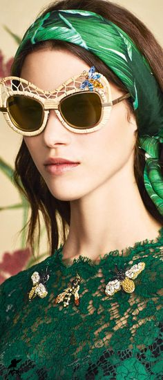 95c1c0dda4b Dolce   Gabbana Women s Botanical Garden Collection Fall Winter 2016 2017  Italian Fashion
