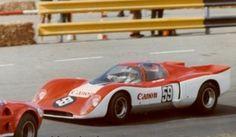 Chevron B16 - 1971 Rein Zwolsman