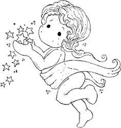 Nativity 2012 - Tilda Captures Stars