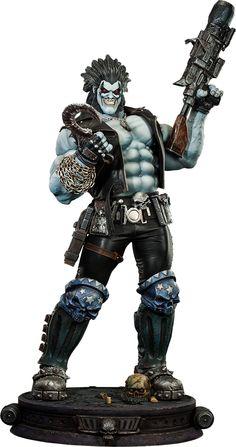 Pre-Order Sideshow DC Comics Lobo Premium Format Figure
