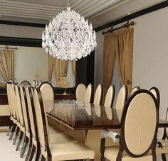 20 MODELS DINING ROOMS - SALAS DE JANTAR