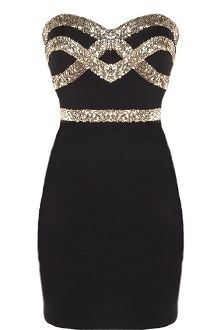 Little BLack Dress. So gorgeous!! I love it