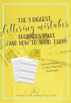 Want to learn how to do brush lettering? Look no further than this post! Learn…