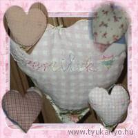 Szív  - Bálint nap - Valentin nap - Valentin day - szív - saját készítésű - DIY