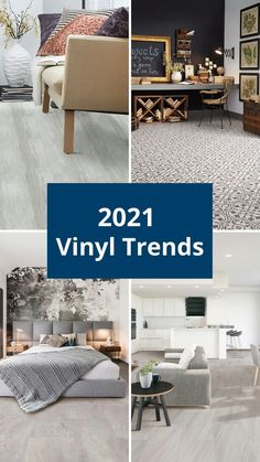 It's not stone or hardwood, it's vinyl! Check out our top vinyl flooring trends for 2021 and make sure your next home renovation is in with the times! One thing is for sure, vinyl continues to be a top flooring option for 2021!