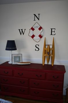 Conners Nautical Boys Room, this is my little guys room!!!