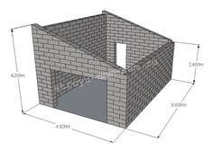 коробка гаража