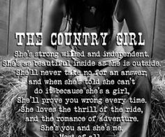 cute country quotes - Google Search