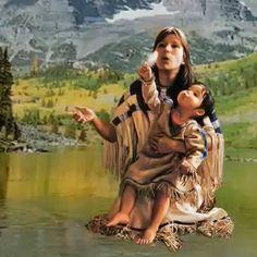 Native American Tattoos, Native American Warrior, Native American Symbols, Native American Quotes, Native American History, American Indians, Native American Children, Native American Pictures, Native American Artwork