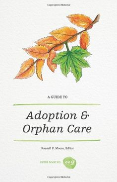 A Guide to Adoption and Orphan Care by Russell D. Moore