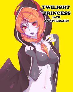 Midna Twilight Princess 2006-2016