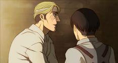 Do I Love Him, Man In Love, Levi And Erwin, Attack On Titan Comic, Eruri, Levi Ackerman, Anime Ships, Art Music, Anime Couples