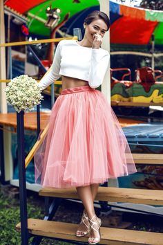 Must Haves, Flannel, Tulle, Street Style, Stylish, Skirts, Instagram, Fashion, Atelier