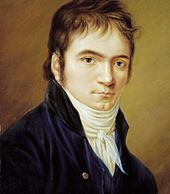 In Denmark, Cornelius Høyer specialized in miniature painting in the second half of the 18th century and was appointed Miniature Painter to the Danish Court in 1769. He also worked at several other European courts and won a considerable international reputation.[1] He was succeeded by Christian Horneman as Denmark's premier proponent of the special trade of miniature portraits. Among his most known works are a portrait of Ludwig van Beethoven from 1802 of which Beethoven was particularly fond...