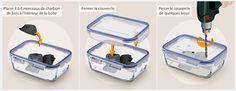 Fabriquer un déshumidificateur artisanal - Humidité