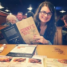 Nothin' brings people together like BBQ.  In honor of Family Week, we want to know what's your favorite family memory? [Thanks @chelseakeadle for sharing this pic] #FamilyWeek #Sonnys #SonnysBBQ #BBQ #BBQChicken #PulledPork #Ribs #Beef #Eat #Lunch #Dinner