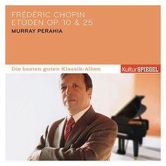 Chopin: Etüden de Murray Perahia