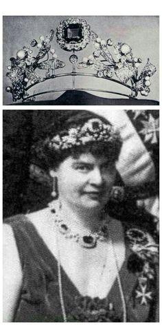 Princesa Cecilia de Mecklenburgo-Schwering.Princesa Heredera de Prusia