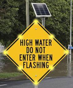 hawaii flood signage - Recherche Google