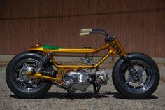 HONDA MOTRA CT50J by Funny Custom Services | Japan