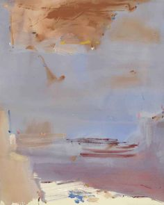 Helen Frankenthaler (American, 1928-2011), Float, 1977. Acrylic on canvas, 60 x 48 in.