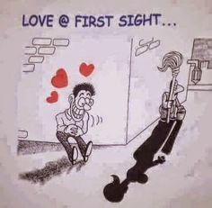 "Be careful this weekend. Don't fall for that ""love @ first sight""! Inspirational Quotes About Love, Love Quotes, Funny Quotes, Love At First Sight, First Love, Funny Images, Funny Pictures, Funny Pics, Funny Stuff"