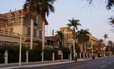 Houses of the past, Ismailia, Egypt