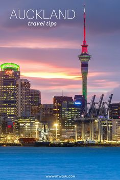 If you're planning your trip to New Zealand and flying into Auckland, here are a few helpful tips to help you before you arrive   www.rtwgirl.com