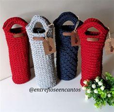 Kate's Crochet World Diy Crochet Patterns, Crochet Basket Pattern, Crochet Projects, Knitting Patterns, Quick Crochet, Love Crochet, Crochet Gifts, Knit Crochet, Yarn Bag
