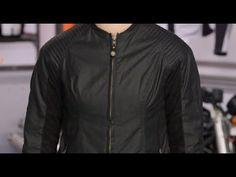 Roland Sands Women's Jett Jacket Review at RevZilla.com - YouTube