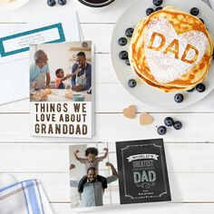 Dad doesn't need more ties and socks! This Father's Day, choose from photo tiles, drinkware, cards, and more — all customisable with family memories. You can suit his style with endless possibilities. Personalized Fathers Day Gifts, Personalized Mugs, Gifts For Father, Fathers Day Photo, Fathers Day Cards, Acrylic Photo Prints, Photo Tiles, World's Greatest Dad, Perfect Gift For Dad