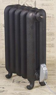 Electric Bartholomew Cast Iron Radiator