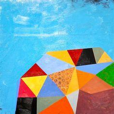"Saatchi Online Artist: Jim Harris; Oil, 2012, Painting ""Untitled."""