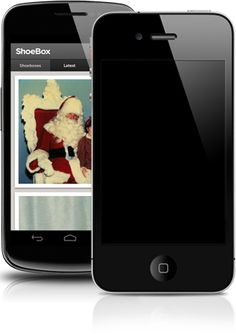 ShoeBox- scan old family photos with your phone