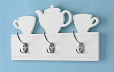 Split P Designs Decorative Votive Holder Teapot Wall Hook Wooden Art, Wooden Crafts, Diy Home Decor, Room Decor, Wall Decor, Scroll Saw Patterns, Wood And Metal, Wall Hooks, Wood Projects