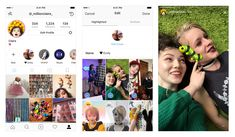 Instagram - Introducing Stories Highlights and Stories Archive
