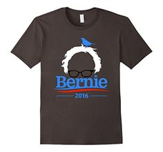 Bernie Bird Shirt - President 2016 Sanders Peace Bern Birdie #FeeltheBern Feel the Bernie http://www.amazon.com/dp/B01DI1M0QO/ref=cm_sw_r_pi_dp_0VA.wb1ND4V6Y