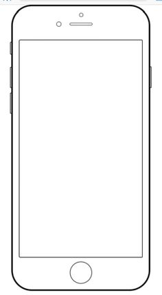 550 Apple Iphone Coloring Pages Pictures