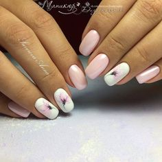 Interesting 100 Nail Ideas To Choose From And Try Classy Nails, Cute Nails, Pretty Nails, Acrylic Nail Designs, Nail Art Designs, Acrylic Nails, Pink Nails, My Nails, Short Square Nails