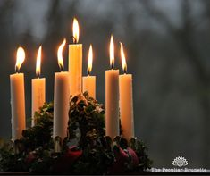 Yule, Santa Lucia, Candle Lanterns, Pillar Candles, Winter Solstice Traditions, St Lucia Day, Advent, Scandinavian Candles, Steiner Waldorf