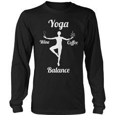Limited Edition T-shirt Hoodie Tank Top - Yoga Balance