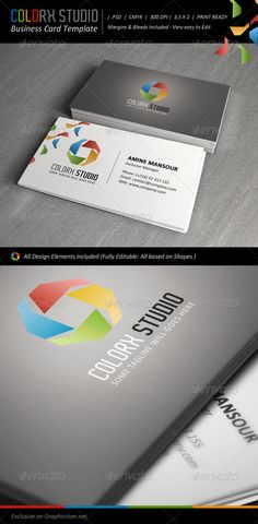 Rent a car company business card business card templates buy colorx studio business card template by on graphicriver a minimalist creative business card psd template very easy to customize perfect for any reheart Image collections