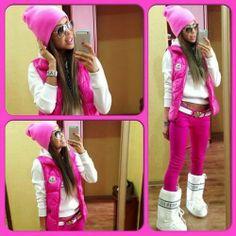 pink/white :)