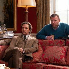 Gentleman Movie, Gentleman Style, Guy Ritchie Movies, Gentleman's Wardrobe, Taylor Kinney, Royal Babies, Business Look, Great Films, Charlie Hunnam