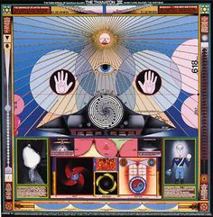 VISIONARY ARTIST AND GENIUS PAUL LAFFOLEY HAS DIED | http://yourartitude.com/en/illustrations/visionary-artist-and-genius-paul-laffoley-has-died