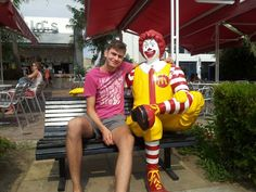Bulgaria. McDonald