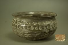 https://flic.kr/p/cnzQFC | A late 16th century Korean bowl with marking in Japanese kanji found its way to ancient China by way of Japan 2-1 | The bowl was made in Korea for the customer in Japan supposedly during 16th century. It marked 音羽山 (Otowasan) which was the name of a famous Japanese buddhist temple. Somehow the bowl in its buddhist style found its way to mainland China. What a journey! Now, it is under my tender care in Taipei.