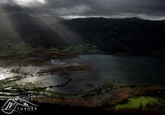 Bassenthwaite Lake from Dodd by M J Turner Photography on Bassenthwaite Lake, Places Ive Been, River, Mountains, Nature, Photography, Outdoor, Button, Ideas