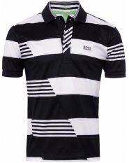 Hugo Boss Green Paddy 3 Polo Shirt